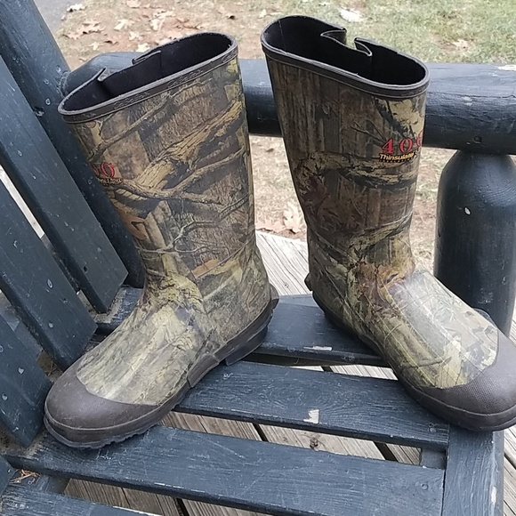 92bbe795534 Cabela's Scent free rubber boots